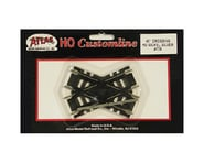 Atlas Railroad HO Code 100 45-Degree Custom Crossing | relatedproducts