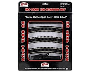 Atlas Railroad HO-Gauge Code 100 Snap-Track Starter Set (18) | relatedproducts