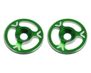 Avid RC Triad Wing Mount Buttons (2) (Green) | alsopurchased