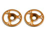 Avid RC Triad Wing Mount Buttons (2) (Orange) | relatedproducts