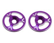 Avid RC Triad Wing Mount Buttons (2) (Purple) | relatedproducts