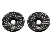 Avid RC 1/10th Wing Mount Buttons (Black) | relatedproducts