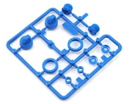 Axial SMT10 10mm Shock Cap Parts Tree (Blue) | relatedproducts