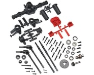 Axial AR44 Complete Locked Axle Set (Build Front or Rear) | relatedproducts