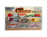 Bachmann Super Chief Set (N Scale) | relatedproducts