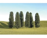 "Bachmann Scenescapes Cedar Trees (6) (5-6"") 