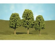 """Bachmann Scenescapes Deciduous Trees (3) (3-4"""") 