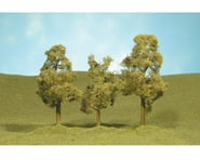 "Bachmann Scenescapes Sycamore Trees (3) (3-4"") 