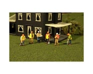 Bachmann SceneScapes Civil Engineers (6) (HO Scale) | product-related