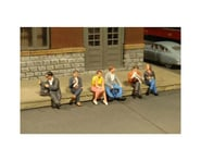 Bachmann SceneScapes Seated Platform Passengers (O Scale)   relatedproducts