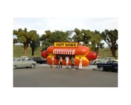Bachmann Roadside U.S.A. Building Hot Dog Stand (HO Scale) | relatedproducts