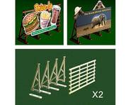 Bachmann Billboard Kit (2) (O Scale)   relatedproducts