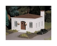 Bachmann O Snap KIT Police Station w/Car | product-related