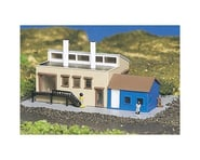 Bachmann N Built Up Factory w/Accessories | relatedproducts