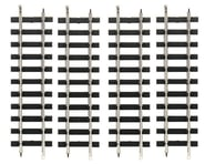 "Bachmann 12"" Steel Straight Track (4) (Large Scale) 