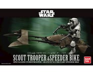 Bandai Star Wars 1/12 Trooper Speeder Bike | alsopurchased