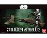 Bandai Star Wars 1/12 Trooper Speeder Bike | relatedproducts