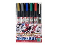 Bandai Gundam Metallic Marker Set (6)   alsopurchased