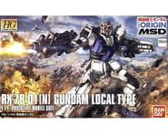Bandai Spirits RX-08-1 [N] Local Type Gundam The Origin | relatedproducts