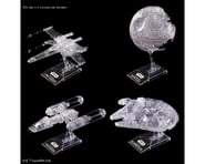 Bandai Spirits Star Wars Clear Vehicle Set (Return of the Jedi Edition) | relatedproducts