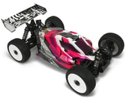 "Bittydesign ""Vision"" XRAY XB8E 2020 Pre-Cut 1/8 Buggy Body (Clear) 