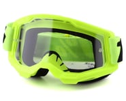 100% Strata 2 Goggles (Yellow) (Clear Lens) | relatedproducts