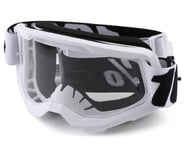 100% Strata 2 Goggles (Everest) (Clear Lens) | relatedproducts