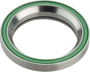 "Enduro 1 1/8"" 45 x 45 Degree Stainless Steel Angular Contact Bearing 30.5mm ID x 