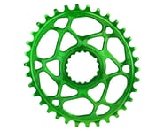 Absolute Black Cannondale Hollowgram DM Oval Ring (Green) | relatedproducts
