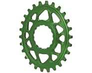 Absolute Black Direct Mount Race Face Cinch Oval Ring (Green) (Boost) | relatedproducts