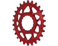 Absolute Black Direct Mount Race Face Cinch Oval Ring (Red) (Boost) | relatedproducts