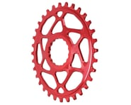 Absolute Black Direct Mount Race Face Cinch Oval Ring (Red) (Boost) (3mm Offset (Boost)) (32T) | alsopurchased