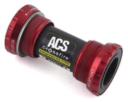 ACS Crossfire External Bottom Bracket (Red) | relatedproducts