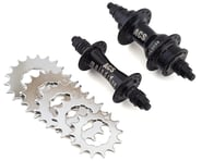 ACS Maindrive Cassette Hubs (Black) (3/8) (28H) | relatedproducts