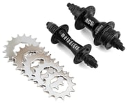 ACS Maindrive Cassette Hubs (Black) (3/8) (36H) | relatedproducts