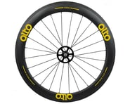 Alto Wheels CC56 Carbon Rear Clincher Road Wheel (Yellow) | relatedproducts