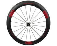 Alto Wheels CT56 Carbon Front Road Tubular Wheel (Red) | relatedproducts