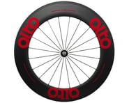 Alto Wheels CT86 Carbon Front Road Tubular Wheel (Red)   product-related