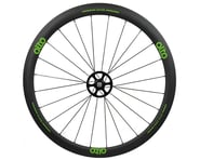 Alto Wheels CT40 Carbon Rear Road Tubular Wheel (Green)   product-related