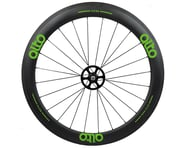 Alto Wheels CT56 Carbon Rear Road Tubular Wheel (Green) | relatedproducts