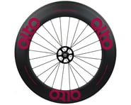 Alto Wheels CT86 Carbon Rear Road Tubular Wheel (Pink) | relatedproducts