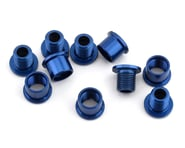 Answer Alloy Chain Ring Bolt Kit (Blue) | alsopurchased