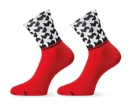 Assos Monogram Socks Evo8 (National Red) | relatedproducts