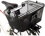 Axiom Pet Basket with Rack and Handlebar Mounts (Black) | product-also-purchased
