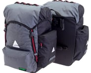 Axiom Seymour Oceanweave P55+ Panniers (Gray/Black) | relatedproducts