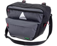 Axiom Seymour Oceanweave P7 Handlebar Bag (Black/Gray) | relatedproducts