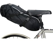 Banjo Brothers Waterproof Saddle Trunk (Black) (XL) | alsopurchased