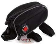 Banjo Brothers Top Tube Bag (Black) (LG) | product-related
