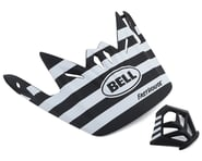Bell Full-9 Replacement Visor Combo (Matte White) | relatedproducts