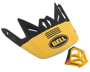 Bell Full-9 Replacement Visor Combo (Matte Yellow/Black) | relatedproducts